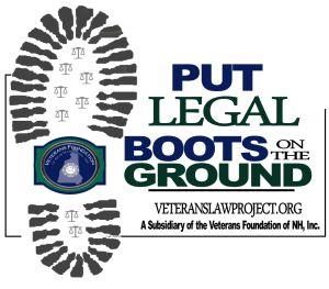 Put legal boots on the ground VLP