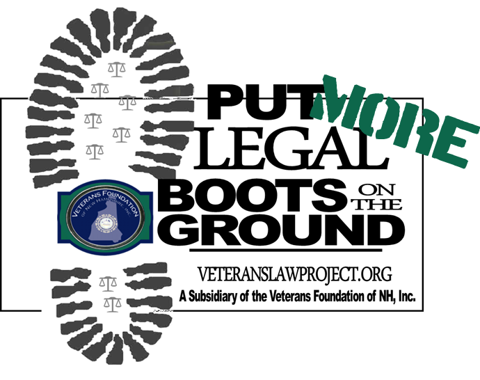 Put more Legal Boots on the Ground