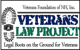 Veterans Foundation of New Hampshire Veterans Law Project, Legal Director Larry Vogelman, Executive Director Tara Sue Myers, Staff Attorney, David Kolesar